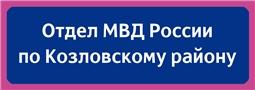Отдел МВД России по Козловскому району