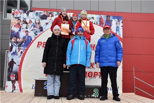 В числе сильнейших лыжников «Рождественской гонки» - представитель Козловского района!