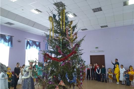 Рождественская Ёлка главы Козловского городского поселения