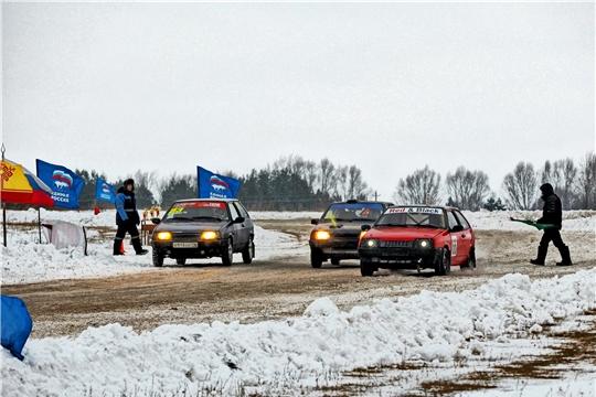 Первый этап чемпионата Чувашии по автомобильному спорту в Еметкинском сельском поселении