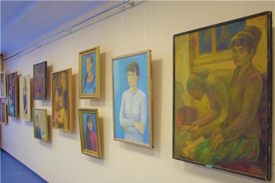 Выставка произведений чувашского художника Владимира Енилина «Пурӑнатпӑр-ха» («Будем жить»)