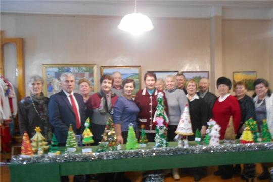 Теплая встреча в музее Лобачевского