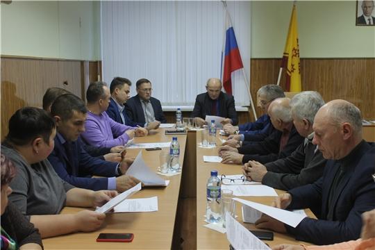 Состоялось внеочередное 61 заседание  Собрания депутатов Козловского района