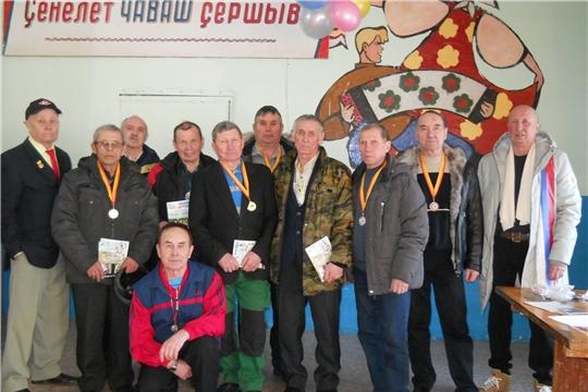 Конкурс заслуженного артиста Чувашской Республики Анатолия Артемьева в деревне Тоганашево