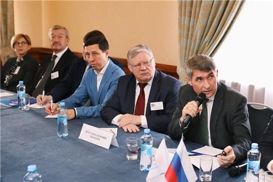Город Козловка включен в инвестиционный потенциал Чувашии