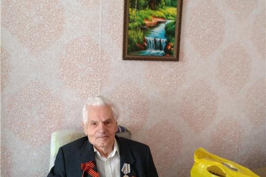 Участники Великой Отечественной войны Козловского района приняли поздравления с Днем Победы