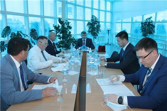 Олег Николаев обсудил план развития Козловского района в рамках Комплексной программы