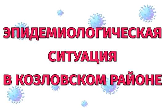 Эпидемиологическая ситуация в Козловском районе на 7 июля
