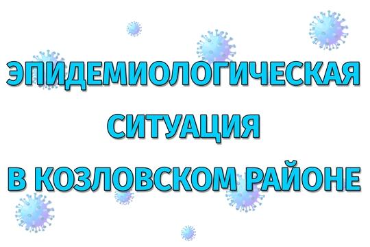 Эпидемиологическая ситуация в Козловском районе на 08 июля