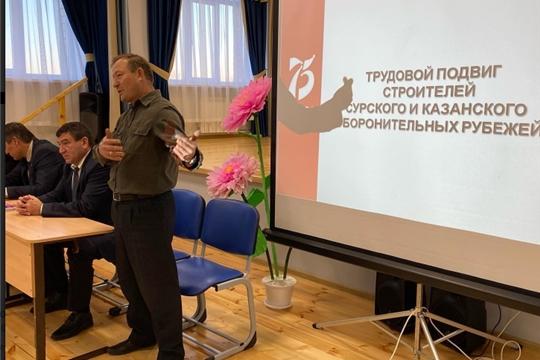 «Куславккасем» о строителях Казанского обвода