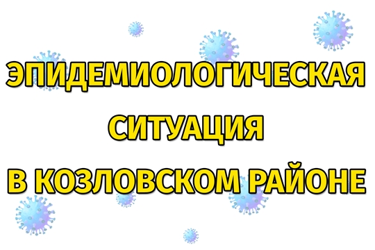 Эпидемиологическая ситуация в Козловском районе на 21 октября