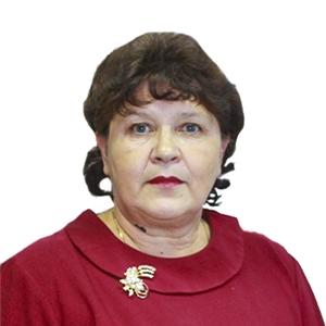 Ларионова Ираида Анатольевна