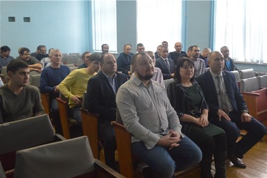 Состоялся форум отцов Красноармейского района