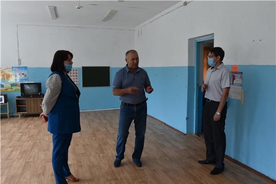 Рабочая поездка главы администрации Александра Николаевича по населенным пунктам района