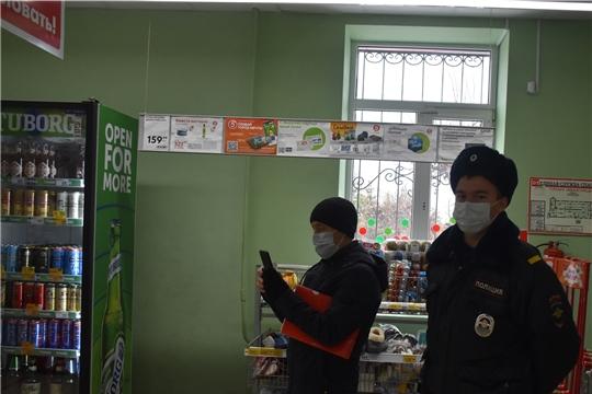 В Красноармейском районе проводятся рейды мобильных групп