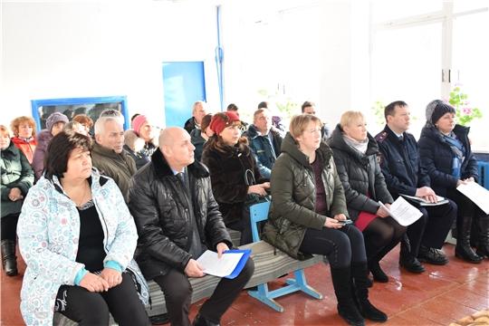 Встречи с жителями дают импульс эффективному развитию муниципалитета.