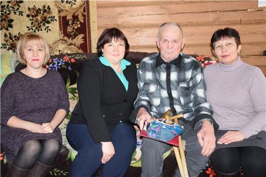 В трудах прошла вся жизнь: труженик тыла отмечает 90 лет