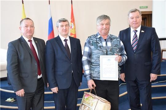 На расширенном заседании Собрания депутатов Красночетайского района подведены итоги социально-экономического развития муниципалитета за 2019 год
