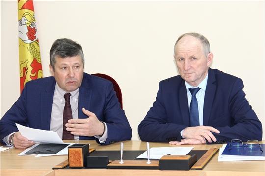 Ремонт дорог в Красночетайском районе находится под личным контролем министра транспорта и дорожного хозяйства Чувашской Республики