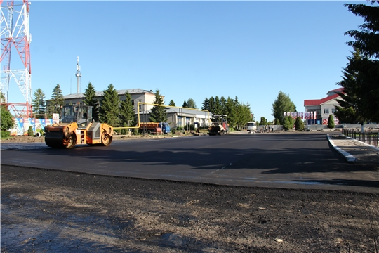 Строительство объектов инфраструктуры  остается на контроле властей.