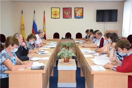 На совещании с главами сельских поселений обсуждены актуальные вопросы