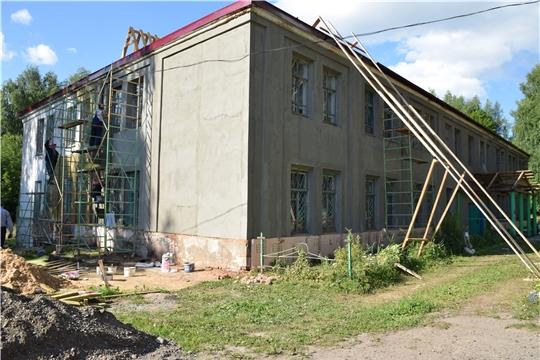 Ход ремонтных работ на объектах социальной сферы – на контроле у главы администрации района