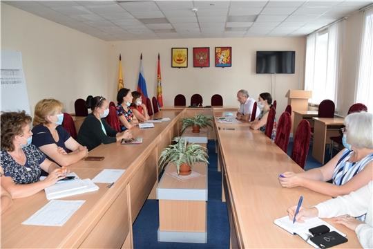 Состоялось очередное заседание районного Совета женщин