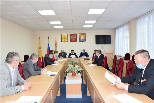 Состоялось совместное заседание постоянных депутатских комиссий