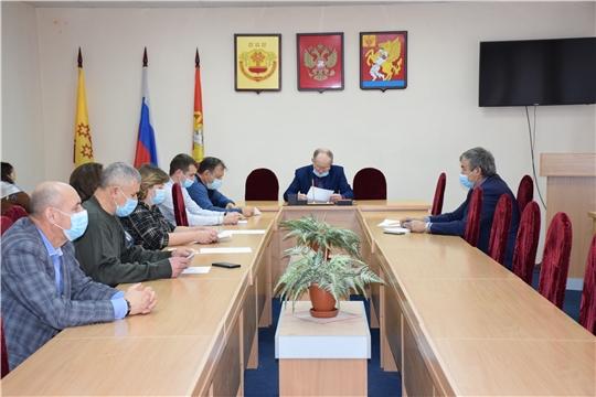 Антинаркотическая комиссия Красночетайского района подвела итоги