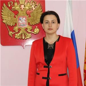 Егорова Ирина Владимировна