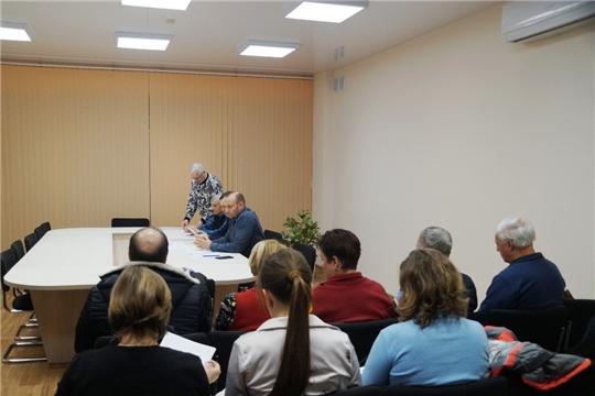 В Ленинском районе состоялось первое совещание с учителями физической культуры и ОБЖ