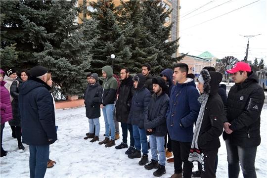 В Ленинском районе проведена объектная тренировка по гражданской обороне и чрезвычайным ситуациям