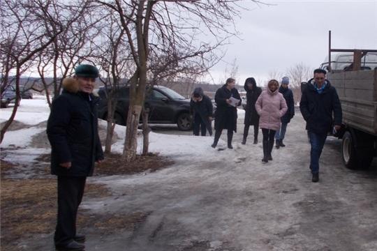 В Ленинском районе проведена штабная тренировка по гражданской обороне и чрезвычайным ситуациям