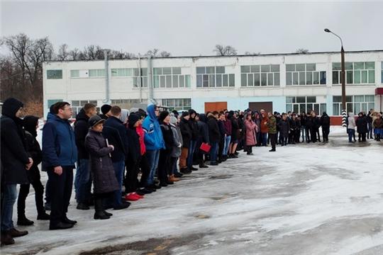 В Ленинском районе проведена объектовая тренировка по гражданской обороне и чрезвычайным ситуациям