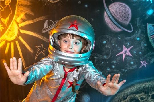 В Чебоксарах объявлен онлайн-конкурс чтецов ко Дню космонавтики