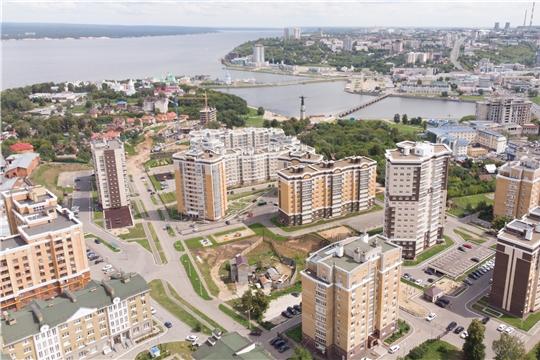 В 2020 году в Чебоксарах отремонтируют 116 многоквартирных домов