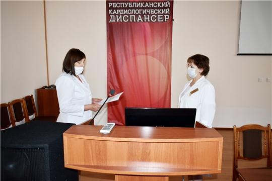 В Республиканском кардиологическом диспансере проведен инструктаж о действиях сотрудников при угрозе и совершении теракта