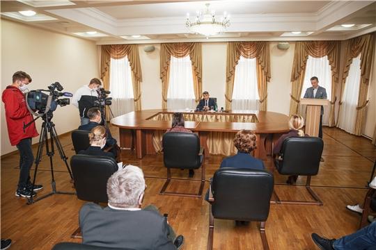 Избирательная комиссия Чувашской Республики утвердила итоги выборов Главы республики