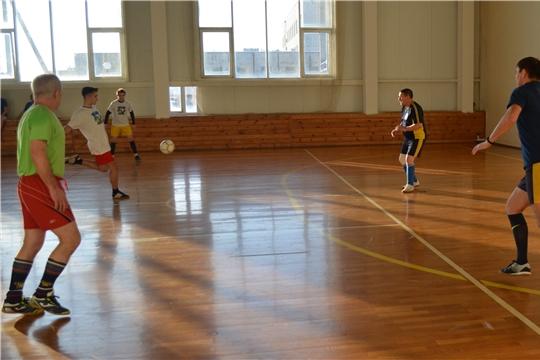 В День здоровья и спорта в Мариинско-Посадском районе прошли спортивные мероприятия