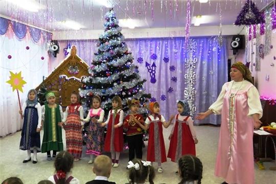 Фольклорный праздник в детском саду «Пришла Коляда — отворяй ворота!»
