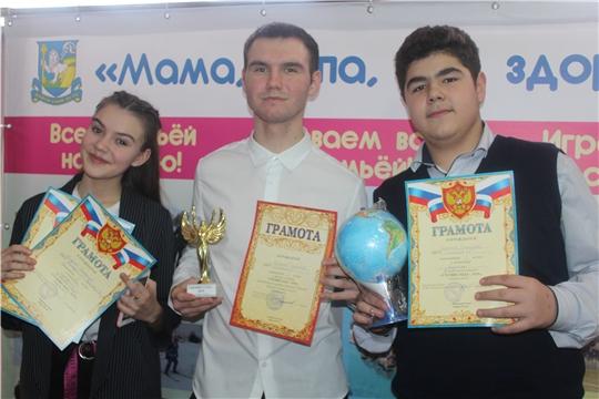 """В Мариинско-Посадском районе состоялись финалы районных конкурсов """"Ученик года"""" и «Класс года» по итогам 2019 года"""