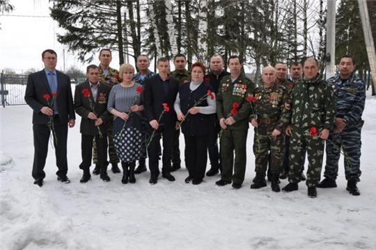В Мариинско-Посадском районе прошли соревнования памяти А.Овчинникова и Н.Куракова