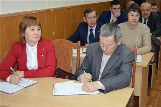 В поселениях Мариинско-Посадского района пройдут отчетные собрания перед населением по итогам работы в 2019 году
