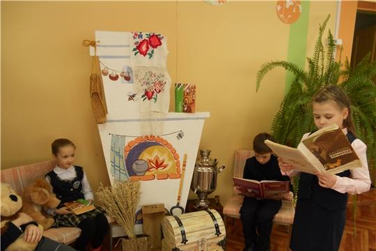 Библиотеки района приняли участие в просветительской библиотечной акции «Чеховские волонтеры, или Дети читают детям»