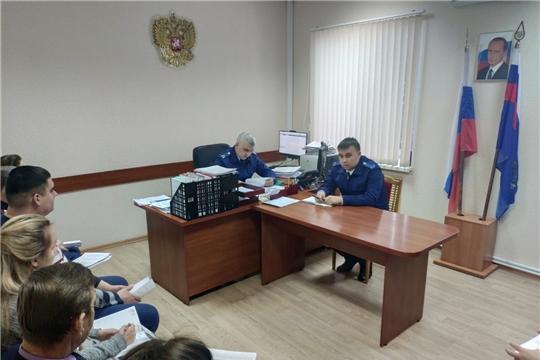 Проведено заседание межведомственной рабочей группы по вопросам профилактики преступлений и правонарушений