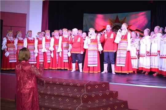 В Мариинско-Посадcком районе состоялось открытие Года памяти и славы