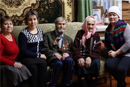 Сотрудники государственного исторического архива Чувашской Республики записали воспоминания тружеников тыла Мариинско-Посадского района