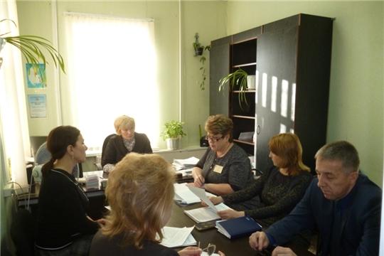 В Мариинско-Посадском районе заключены первые социальные контракты на оказание государственной социальной помощи