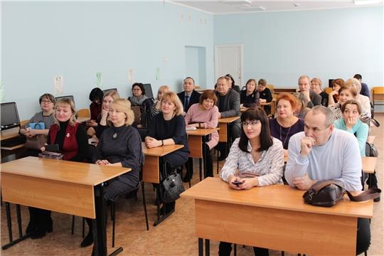 В Шоршелской СОШ прошел Межрегиональный семинар руководителей образовательных организаций Республики Марий Эл
