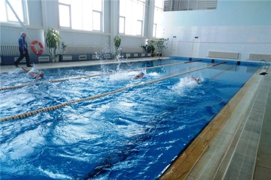 Состоялось первенство района по плаванию